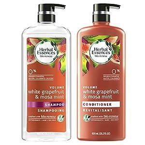 Herbal Essences Bio: Renew White Grapefruit & Mosa Mint Shampoo and Conditioner Set