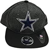 Dallas Cowboys Youth Team Logo Heathered Adjustable Snapback Hat