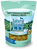 Natural Balance Limited Ingredient Treats Sweet Potato and Chicken Formula for Dogs, 14-Ounce Bag, My Pet Supplies