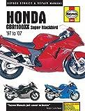 Honda CBR1100XX Super Blackbird 1997 -2007 (Haynes Service & Repair Manual)