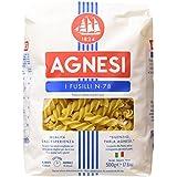 Agnesi Fusilli Pasta, 500g