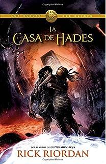 La casa de Hades: Los héroes del Olimpo 4 (Spanish Edition)