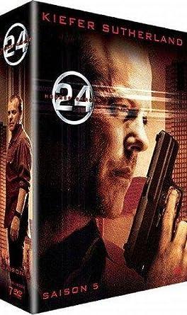24 Heures Chrono Saison 5 Dvd Blu Ray Amazon Fr