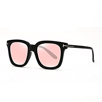 HONEY Gafas de sol polarizadas para hombres - Moda personalizada - Unisex (Color : Barbie pink lenses) : Amazon.es: Jardín