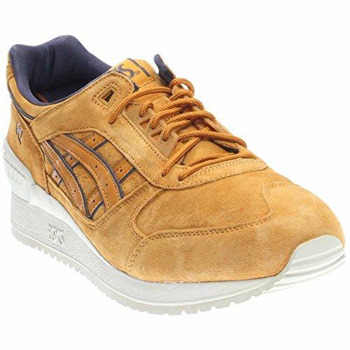 Asics Gel-Respector Men US 8 Tan Sneakers