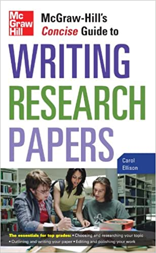 Writing research papers a complete guide 13th edition ebook
