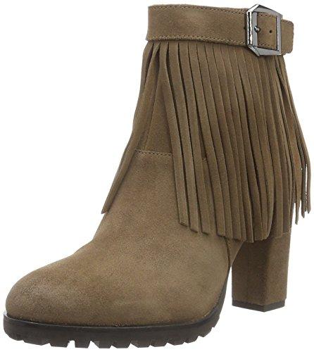 BPrivate H2106x, Zapatillas de Estar por Casa para Mujer Beige