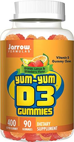 Jarrow Formulas Yum Yum Gummies 400IU