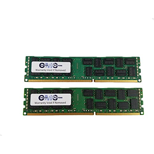 8Gb (2X4Gb) Memory Ram Compatible with Supermicro Superserver 6026Tt-Htrf, 6026Tt-Htf Ecc Reg For Servers Only By CMS B37 ()
