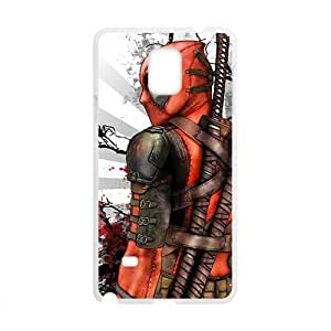 Deathlok red blood warrior Cell Phone Case for Samsung Galaxy Note4