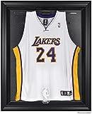 NBA Logo Black Framed Jersey Display Case - Mounted Memories Certified - NBA Jersey Display Cases