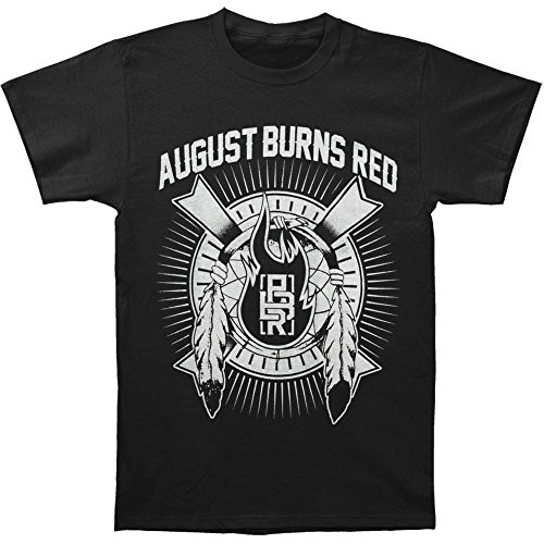August Burns Red Men's Eagle Slim Fit T-shirt Small Black