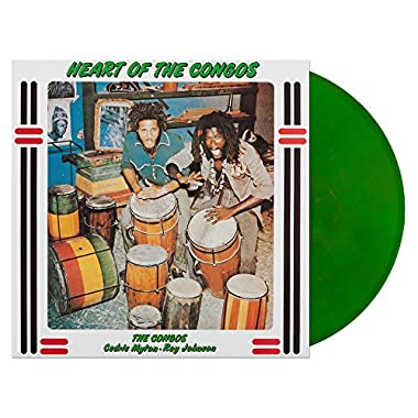 Heart Of The Congos (Green With Yellow Haze Vinyl)