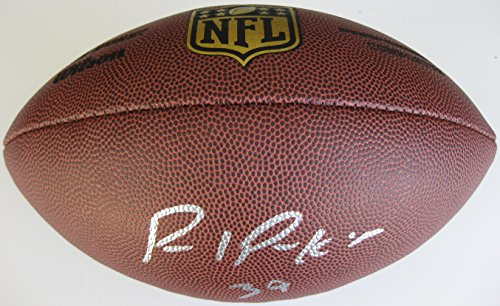 Paul Perkins, New York Giants, UCLA, signed, Autographed, NFL Duke Football, a COA with the Proof Photo of Paul Signing Will Be Included