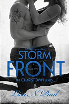 Storm Front (The Charistown Series Book 2) by [Paul, Lisa N.]