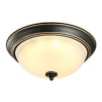 Beleuchtung Deckenleuchte/Landhaus/LED Warme Deckenleuchte/Lampe/Lampe  Klassisch Braun/Innenbeleuchtung