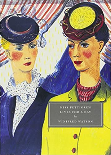 Image result for miss pettigrew lives for a day book