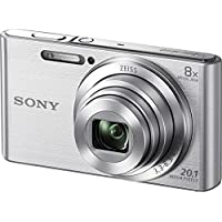 Sony DSC-W830-S Sony Cybershot Digital Camera