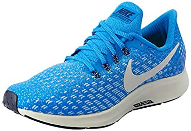 Nike Australia Men's Air Zoom Pegasus 35 Running Shoes, Cobalt Blaze/Light Bone-Sail-Blue Void, 7 US