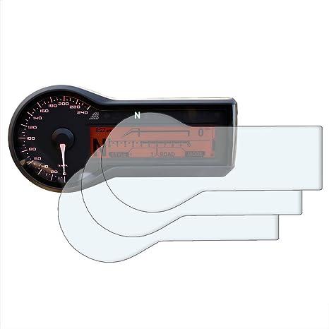 R1200r Rs 2015 Displayschutzfolie Tachoschutzfolie 3 X Entspiegelt Auto