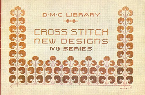 Dmc Library Cross Stitch New Designs 4Th Series