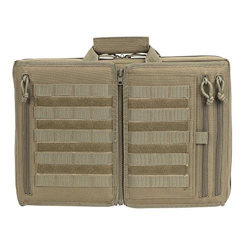 VooDoo Tactical 15-9752007000 Deluxe Laptop Backpack Desk, Coyote