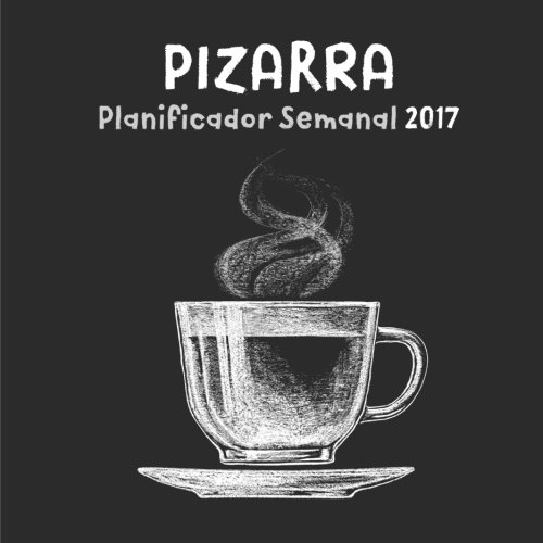 Amazon.com: Pizarra Planificador Semanal 2017 (Spanish ...