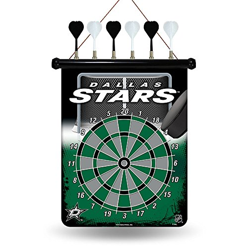 NHL Dallas Stars Magnetic Dart Board Magnetic Dartboard Nfl Darts