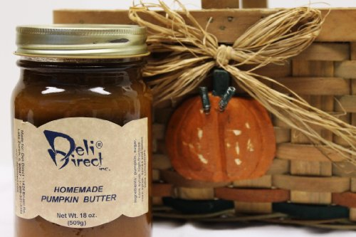 Pumpkin Butter 18 oz. (2 Pack) by Deli Direct (Image #2)