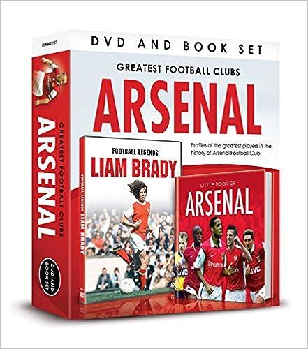 Book Greatest Football Clubs: Arsenal
