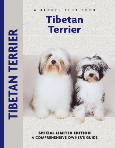 Tibetan Terrier (Comprehensive Owner's Guide)