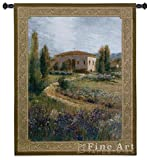 Morning In Spain Wall Tapestry