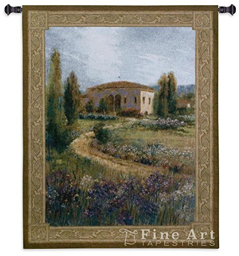 Morning In Spain Wall Tapestry by Fine Art Tapestries