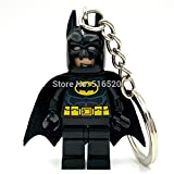 18 Piece Super Hero Avenger Key Chains and Key Ring Kid Baby Toy Mini Figure Building Blocks Sets Model Toys Minifigures No Orignial Box,new in Sealed Bag.