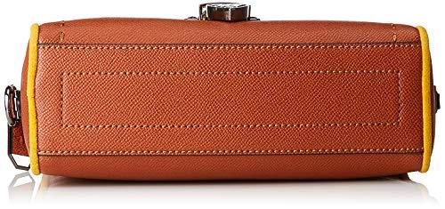leather 9y099999 H X Marrone 22x14x8 Donna Jeans Trussardi w L Cm 75b00405 Tracolla A Borsa FwE6wxUqp