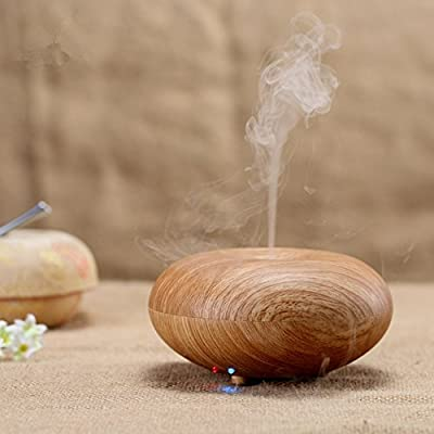 Wooden oil diffuser