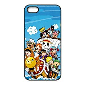 Anime One Piece Plastic Protective Case Slim Fit For iPhone 5 5S