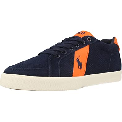 Zapatillas Polo Ralph Lauren Hugh - Color - AZUL, Talla - 40