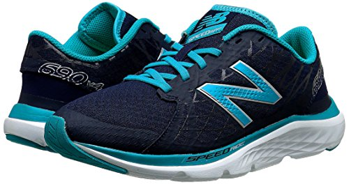 Pigment New Pour Femmes Chaussures Course W690rd4 Mer Verre Balance De vwAqvZx