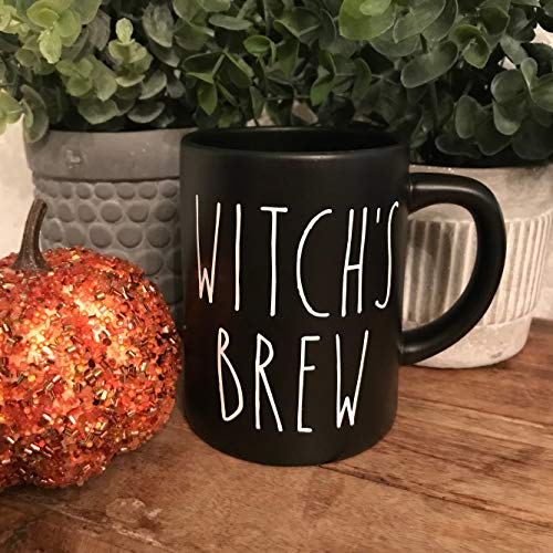 Rae Dunn Inspired Witch's Brew Halloween Mug