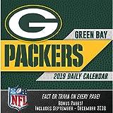 Turner Licensing Green Bay Packers 2019 Box Calendar (19998051439)