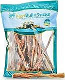 Best Bully Sticks 100% Natural 12 Inch Junior Beef Bladder Sticks (20 Pack) Dog Treats by