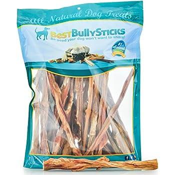 Amazon Com Bully Stick Bites By Best Bully Sticks 2lb