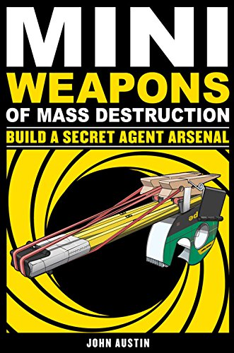 Best mini weapons of mass destruction book