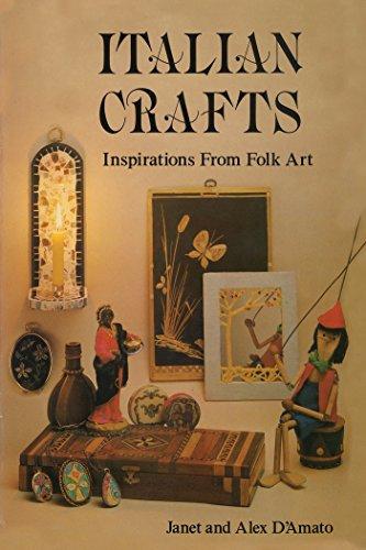 Italian Crafts: Inspirations From Folk Art - Evans Quilt