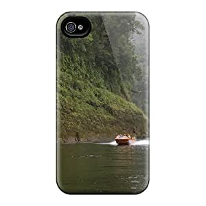 Top Quality Protection Whanganui River Case Cover For Iphone 4/4s by mcsharks