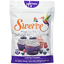 Swerve Sweetener, Confectioners, 12 oz (pack of 2)