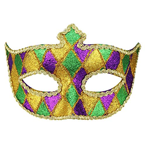 Masquerade Mask Venetian Party Mask Halloween Mask Costumes Mardi Gras Mask Party -
