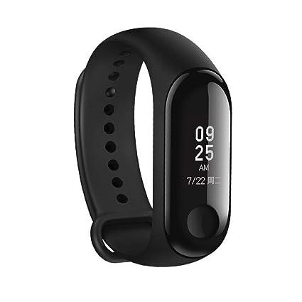 Amazon.com : Xiaomi Mi Band 3 Fitness Tracker 0.78 OLED ...