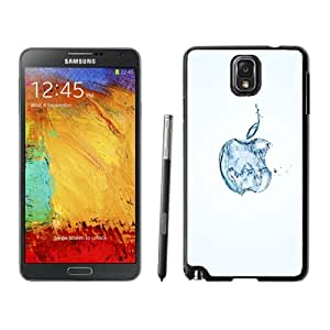 Beautiful Designed Case For Samsung Galaxy Note 3 N900A N900V N900P N900T Phone Case With Water Apple Logo Phone Case Cover